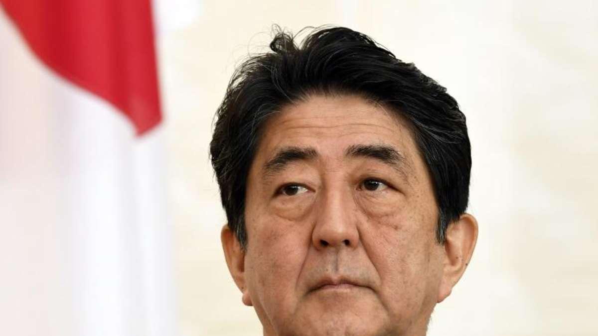 Nordkorea-Krise: Japan beschließt Militäretat in Rekordhöhe