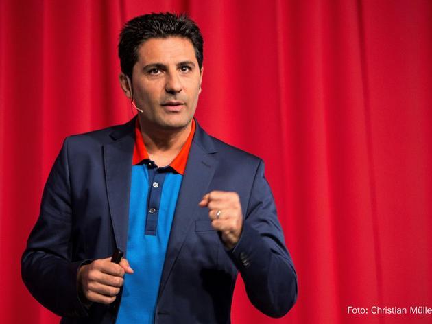 Karrierevorträge mit Babak Rafatiund weiteren Top-Speakern