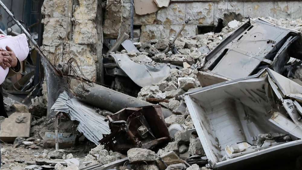 Syrien Krig