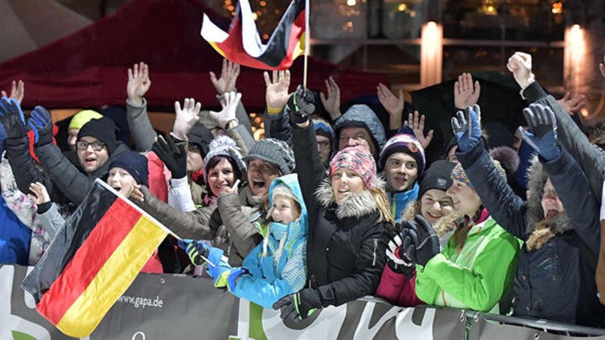 City Biathlon Garmisch