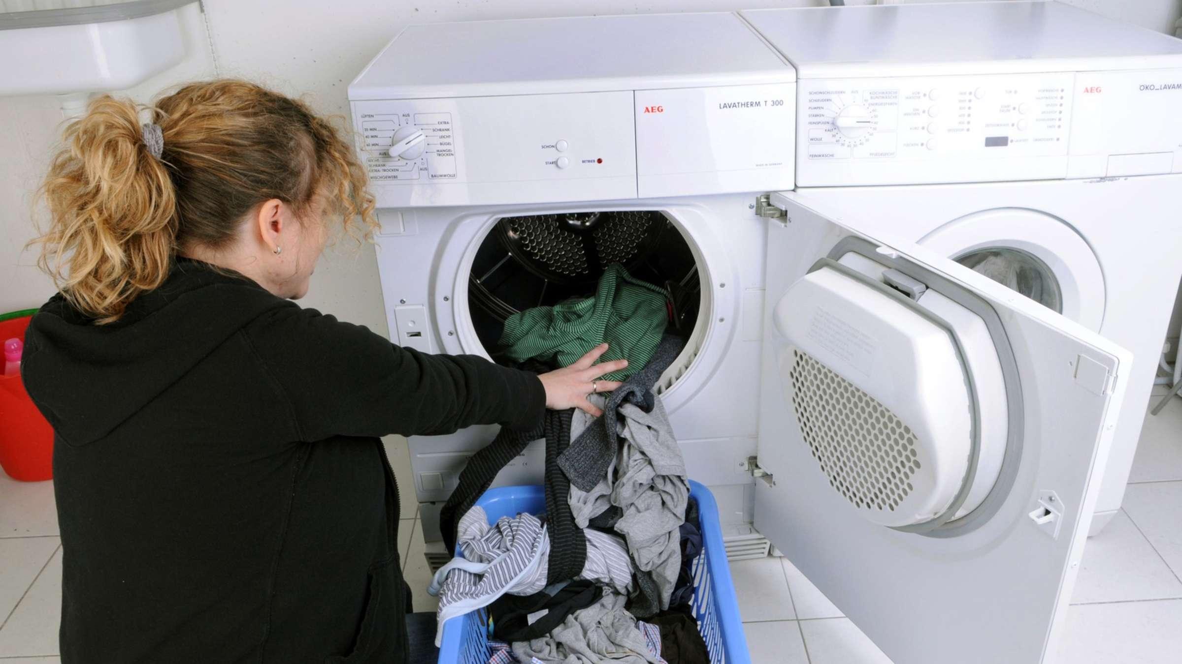 Was tun, wenn die Waschmaschine stinkt?   Wohnen