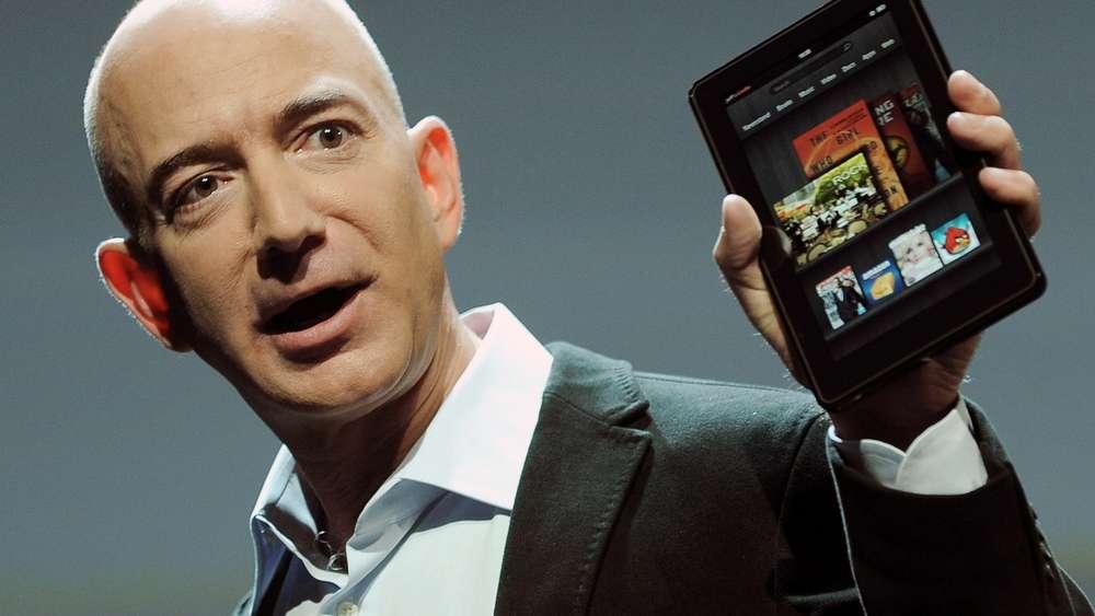 Erstaunlich So Läuft Ein Tag Bei Amazon Gründer Jeff Bezos Ab