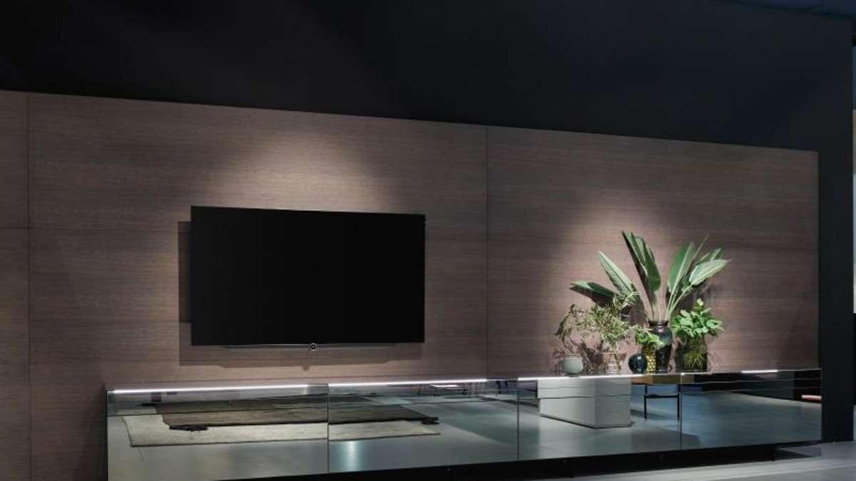 neues auf der imm: möbel werden mit leds betont | wohnen
