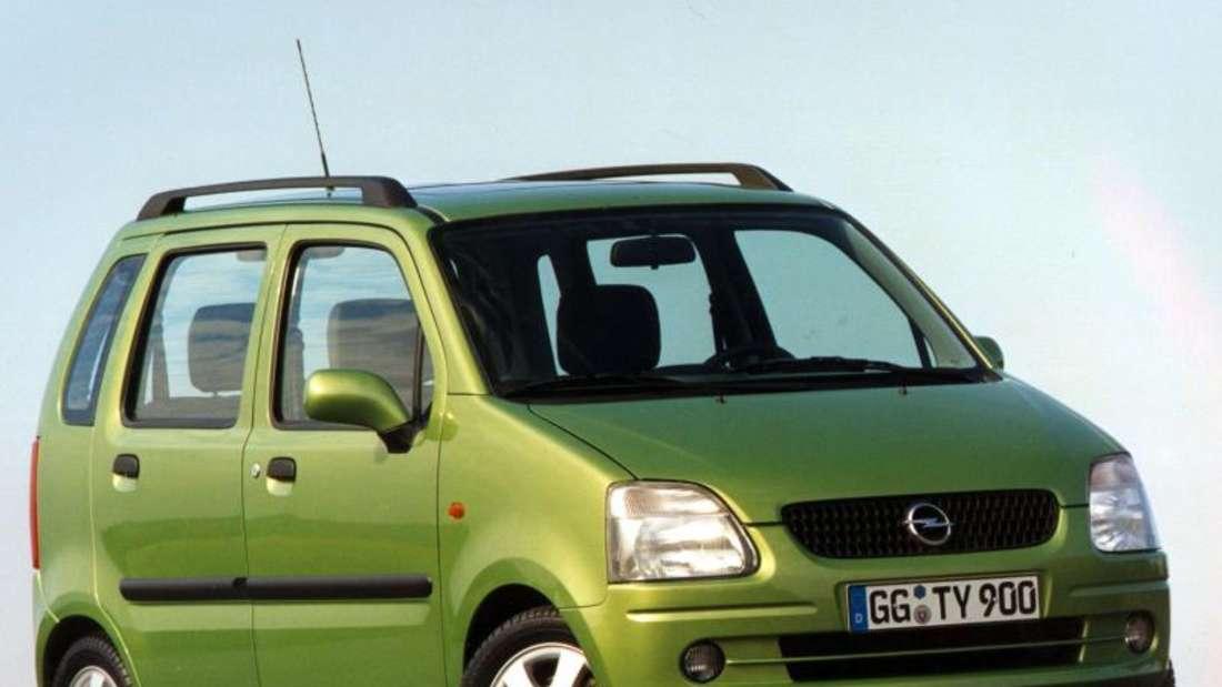 Kompetenter Kasten:Der Opel Agila kann sich über gute Noten von Prüfexperten freuen und schneidet auch in der Pannenstatistik gut ab. Foto:Opel Automobile GmbH/dpa