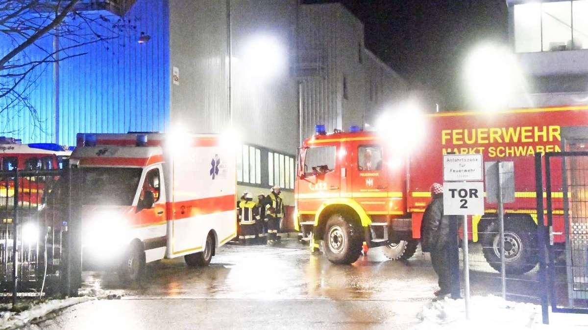 700 Grad heißes Aluminium läuft aus: 56 Verletzte in Markt Schwaben ...