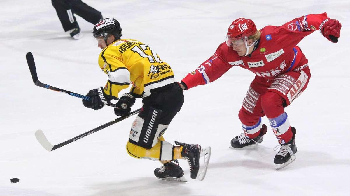 Eishockey Sonthofen