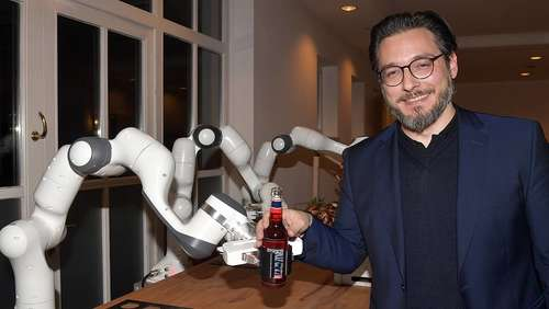 Roboter made in Garmisch-Partenkirchen
