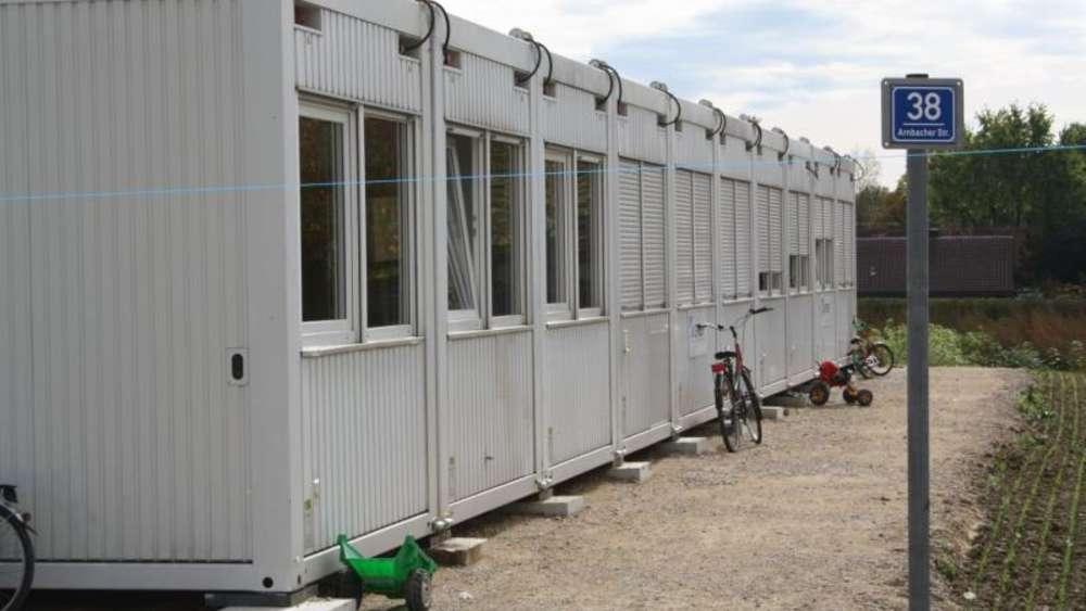 Bildergebnis für container asyl