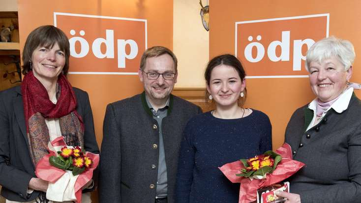 ödp will  in den  Landtag