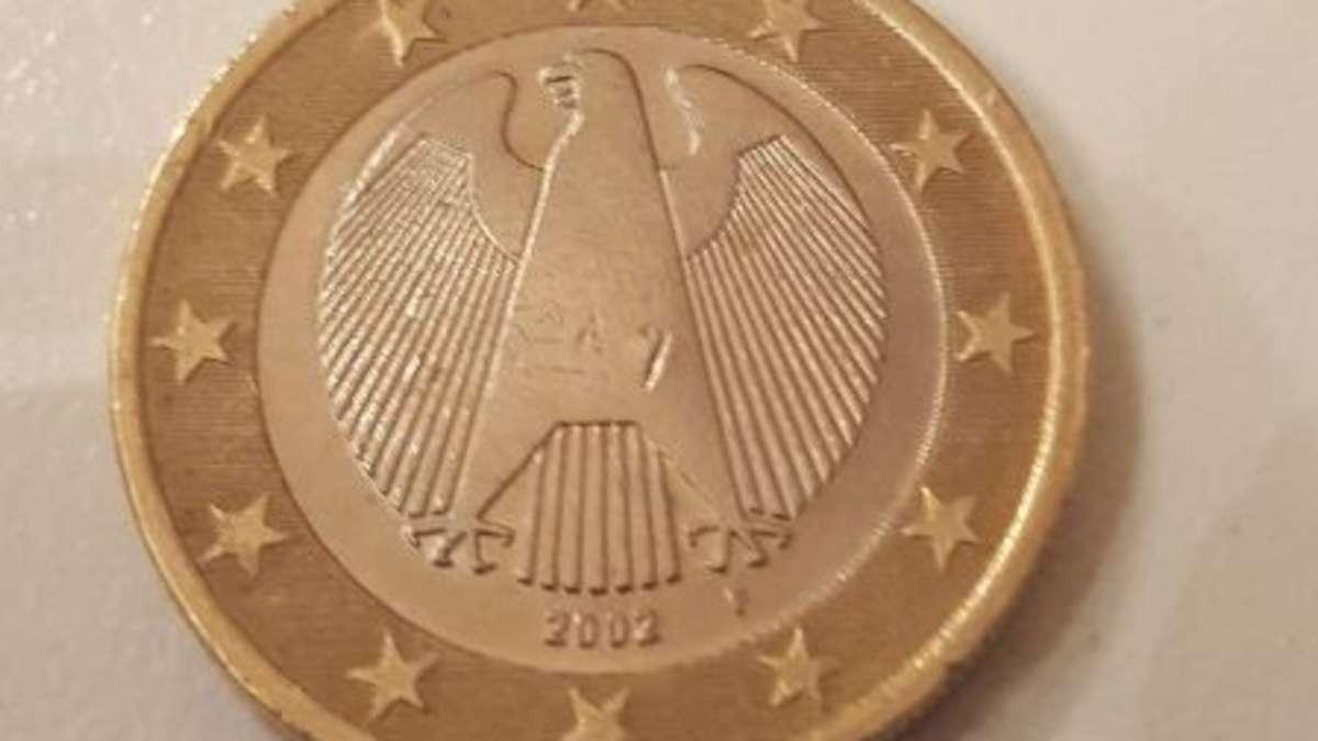 Haben Sie Diese Euromünze Im Geldbeutel Es Könnten 560 Euro Winken