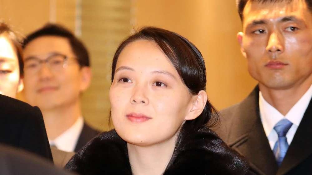 Kim Jong Un Schwester