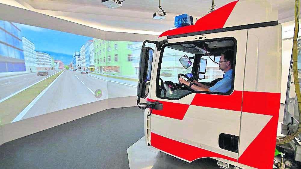 Feuerwehrmuseum Waldkraiburg: Simulator könnte Leben Retten | Bayern