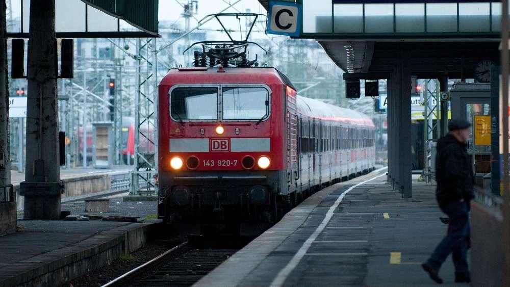 Bauarbeiten Auf Der Bahnstrecke Friedrichshafen Lindau Bis Ende