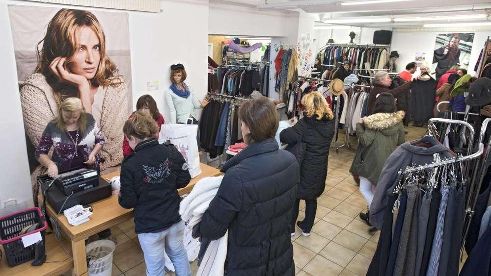 Kleiderkammer Gröbenzell brk kleidermarkt schick eher boutique als kleiderkammer peißenberg