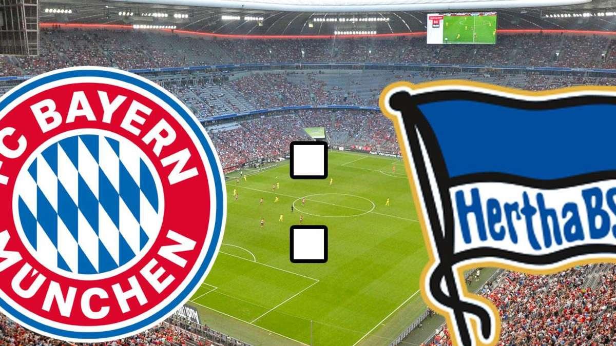 Bayern Gegen Hertha
