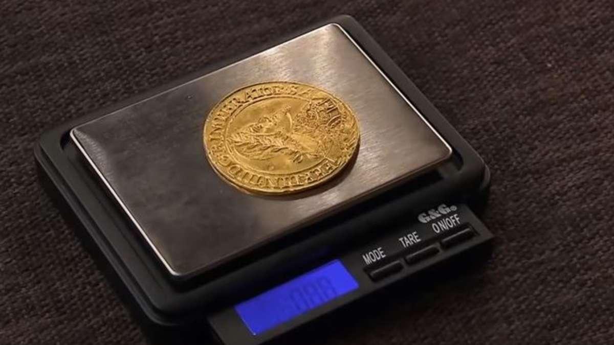 Sensation Bei Bares Für Rares Diese Goldmünze Erzielt Rekordsumme