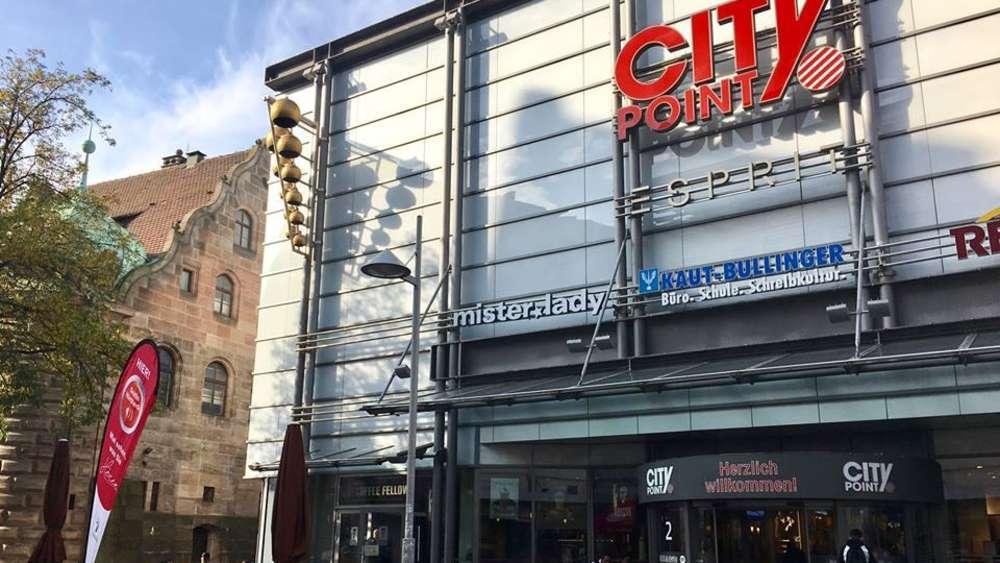 City Point Nürnberg Kaufhaus In Der Innenstadt Soll Abgerissen