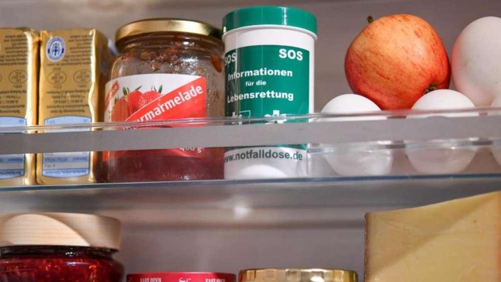 Kühlschrank Aufbewahrung : Die notfalldose aus dem kühlschrank leben