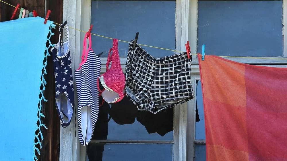 Diesen teuren Fehler beim Wäschetrocknen machen viele - ohne ...