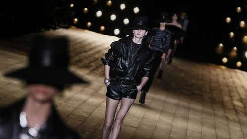 Fashion Week Paris: Mode gegen Minusgrade