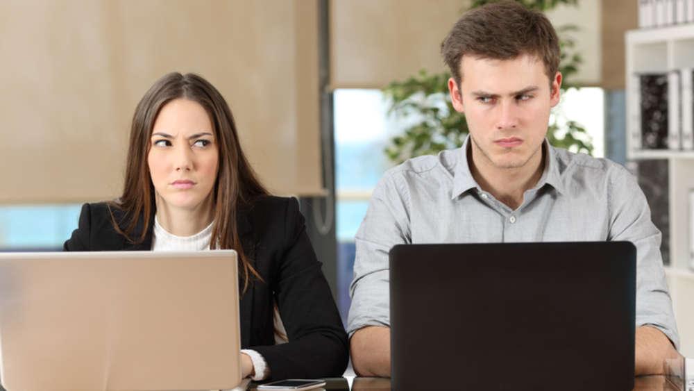 Streit Unter Kollegen Wie Sie Bei Konflikten Richtig Reagieren