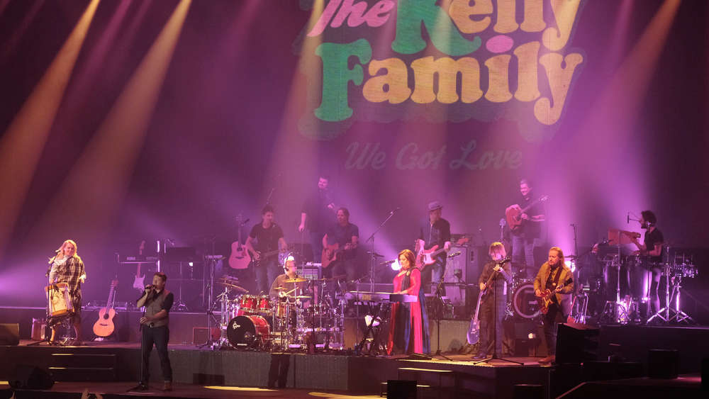 Tourstart Kelly Family
