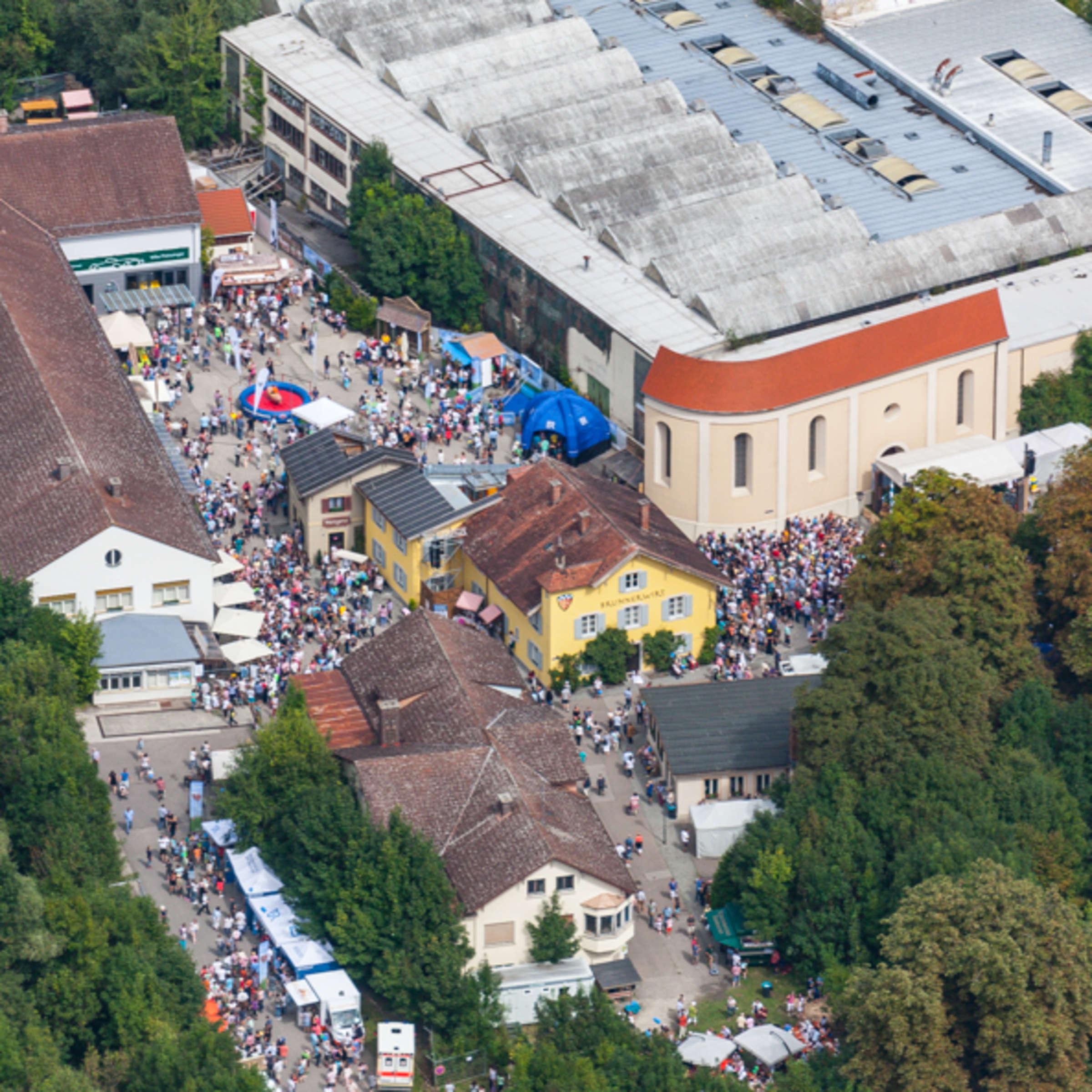 Br Setzt Dahoam Is Dahoam Fort Dachau