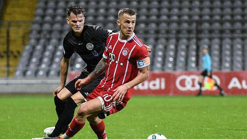 Erst- und Zweit Ligisten jagen Bayern-Talent Niklas Dorsch | Landkreis München Stadt