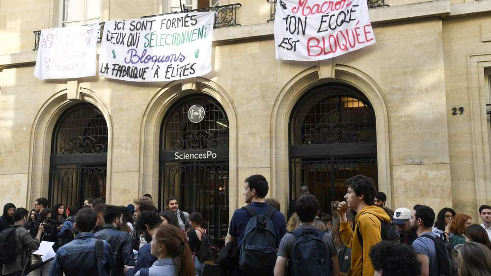 Sciences Po, Paris
