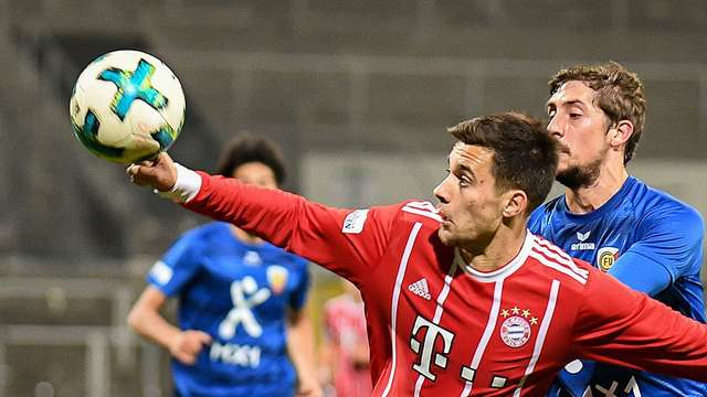 Bayern-Youngster Pantovic: