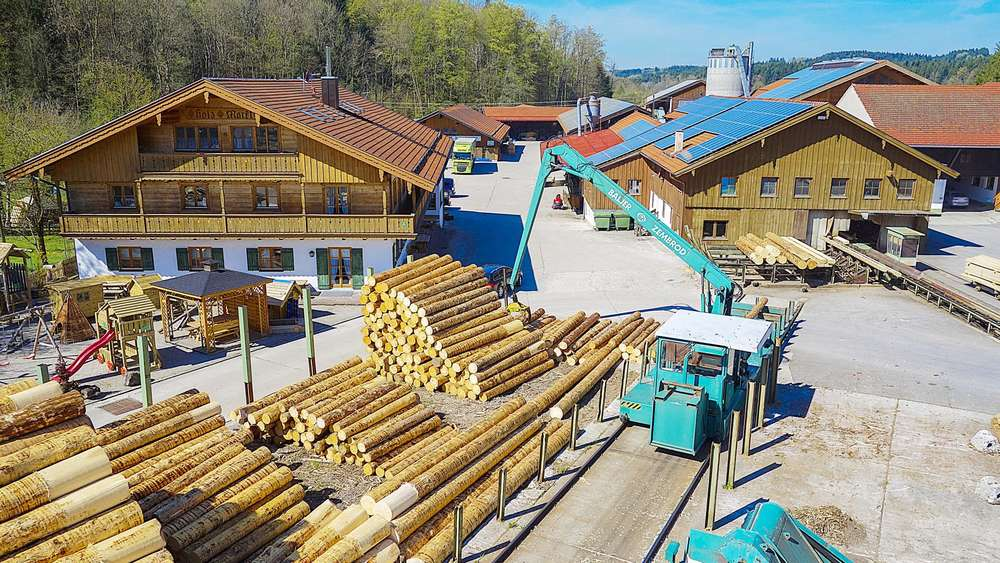 Holzmarkt Suttner