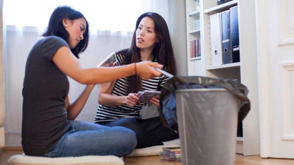 7 Tipps Zum Aufraumen Und Ordnung Halten Wohnen