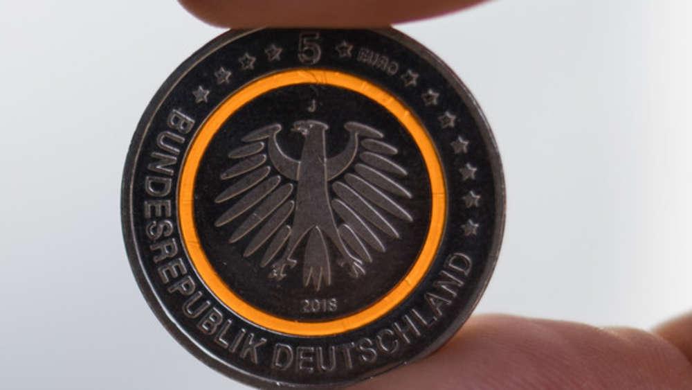 Schnell Zugreifen So Lukrativ Ist Die Neue 5 Euro Sondermünze Geld