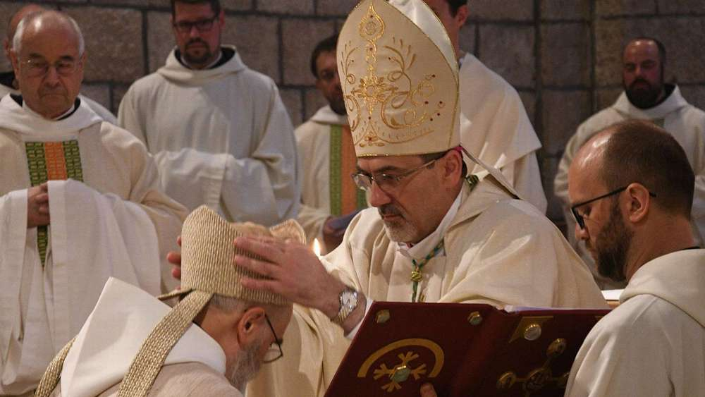 Bernhard Alter 72 Erdinger Pfarrer Wird Abt In Jerusalem Erding
