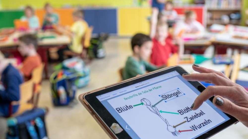 Schreiben lernen im digitalen Unterricht | Leben