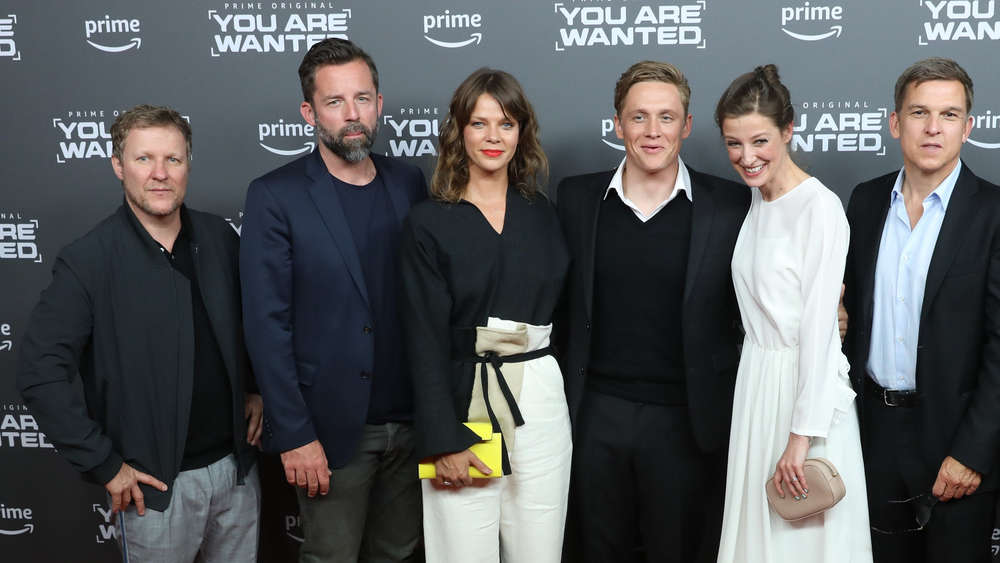 "Premiere ""You are Wanted II"""