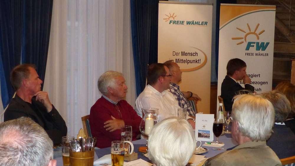 Wohnträume in der Stadt: Veranstaltung der Freien Wähler in Erding ...