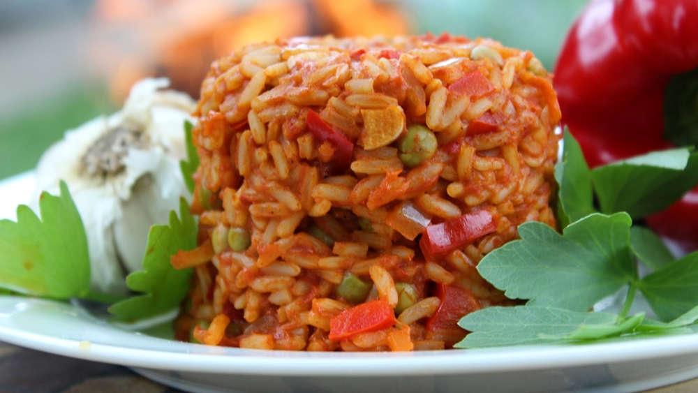 Was koche ich heute: Djuvec Reis – die Allround-Beilage