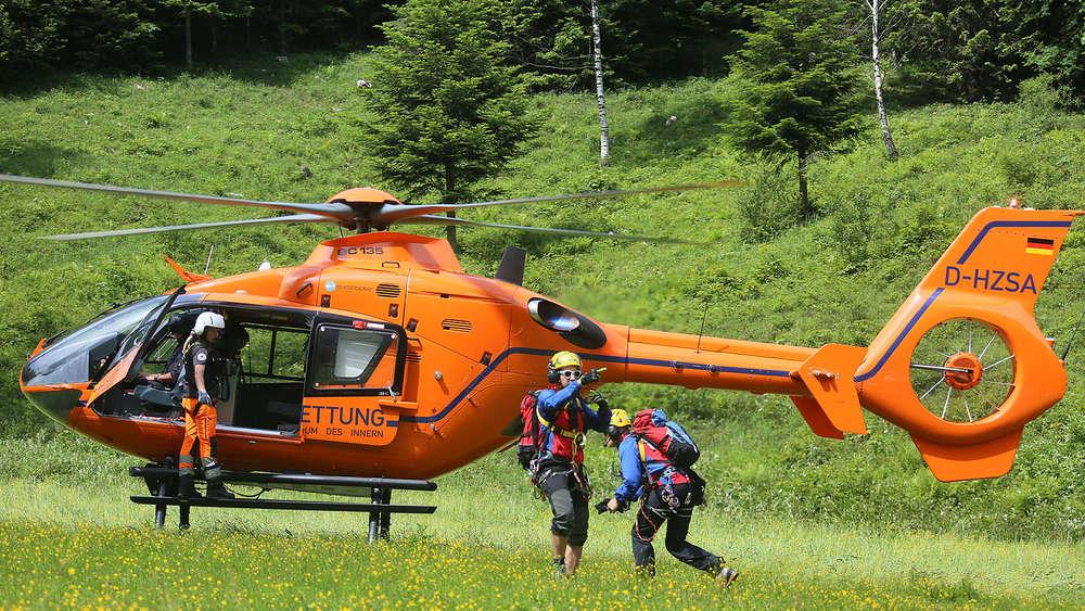 Klettersteig Unfall 2018 : Piding gehörloser stürzt am klettersteig seine ebenfalls