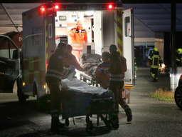 Spezialkräfte stürmten am Abend die Asyl-Einrichtung in Waldkraiburg.