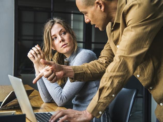 Fehler im Job: So reagieren Profis, wenn sie Mist bauen