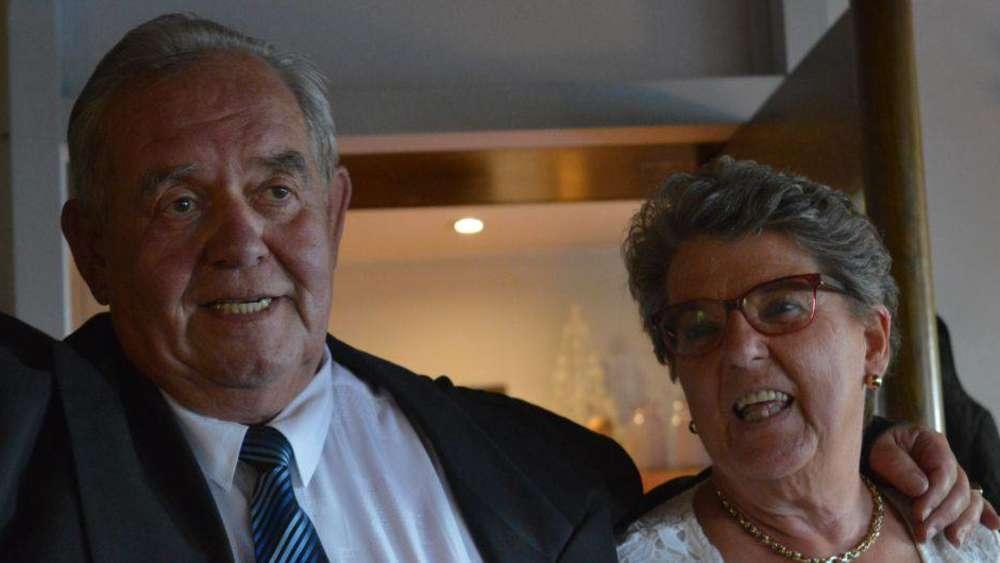 Goldene Hochzeit Im Hause Moossmann In Anzing Anzing