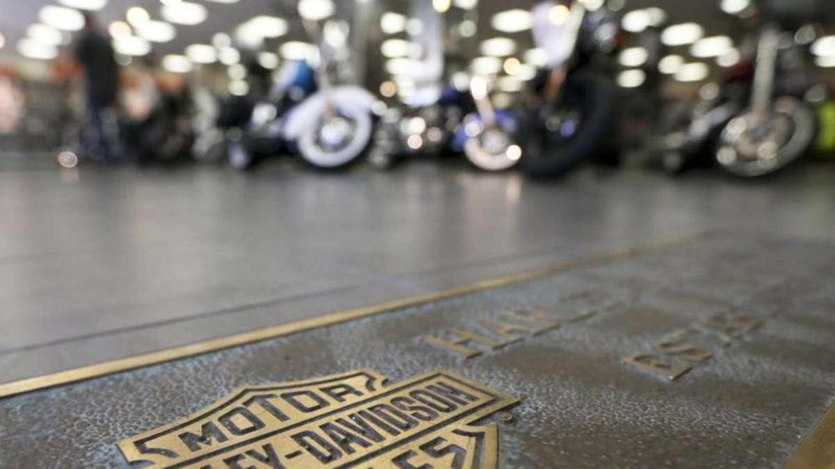 Trump rügt Harley Davidson für Flucht vor Zöllen | Wirtschaft