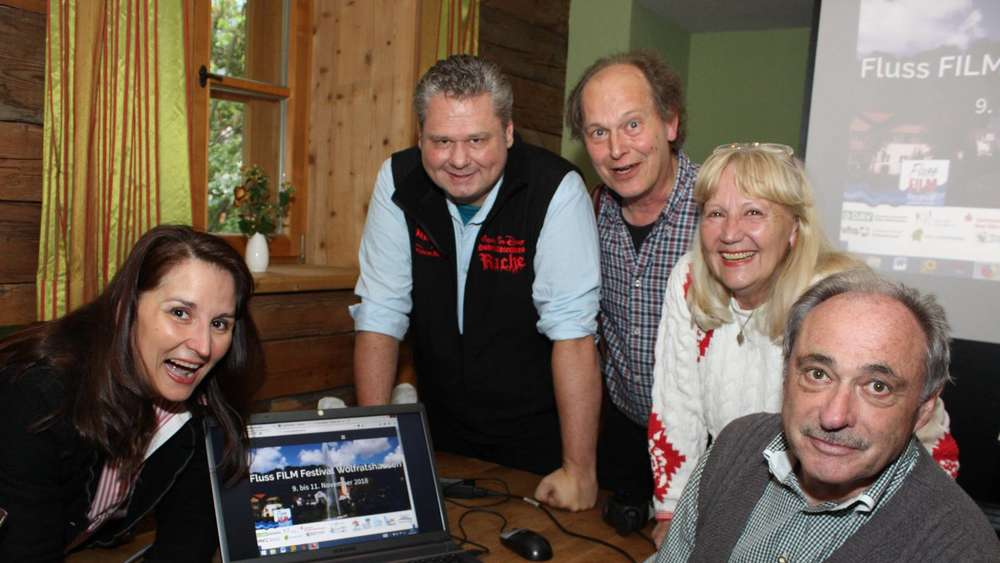 Erstes Flussfilmfestival In Wolfratshausen Das Ist Geboten