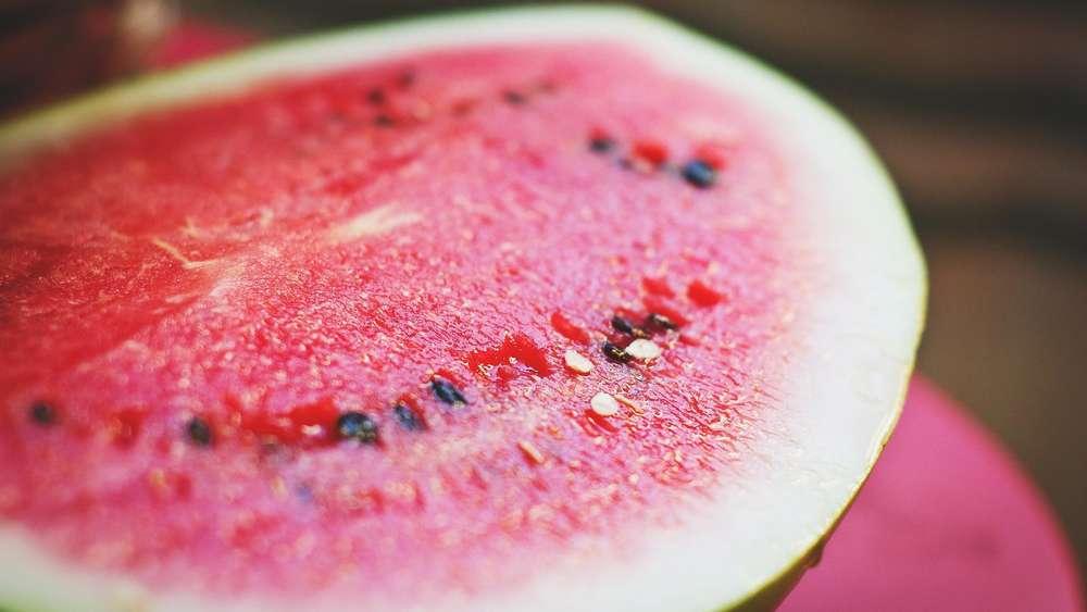 Wassermelone Schneiden Einfacher Trick Genuss