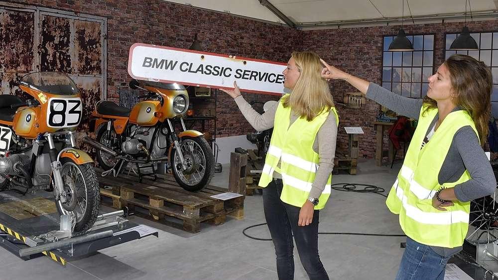 Bmw Motorrad Days 2018 Garmisch Partenkirchen Ist Bereit Fur Den