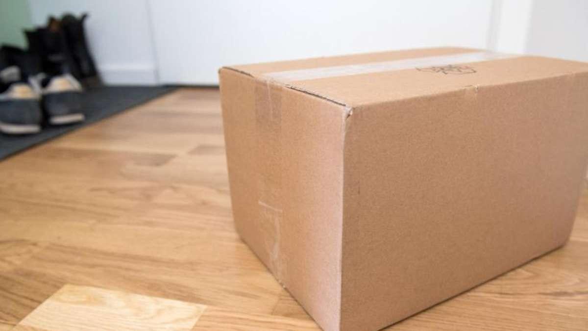 wie lange muss die paket sendung aufbewahrt werden leben. Black Bedroom Furniture Sets. Home Design Ideas