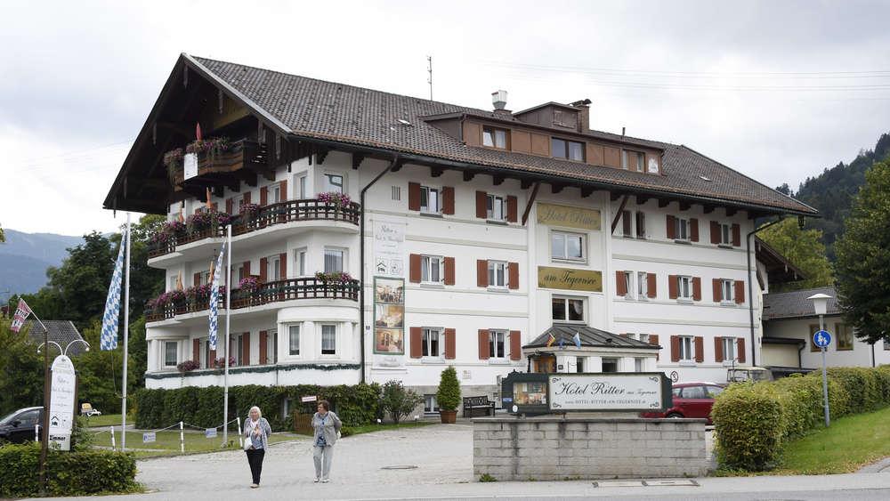 Die Eigentumer Des Hotels Ritter In Bad Wiessee Wollen Bis Ende Des