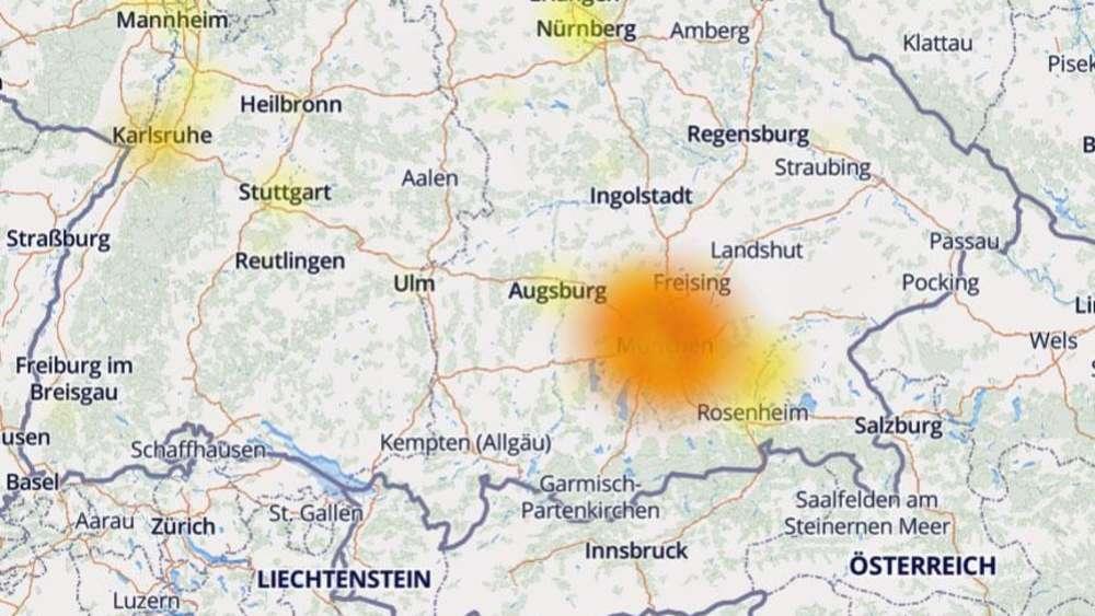 Zahlreiche Münchner Ohne Internet Darum Könnte Die Störung