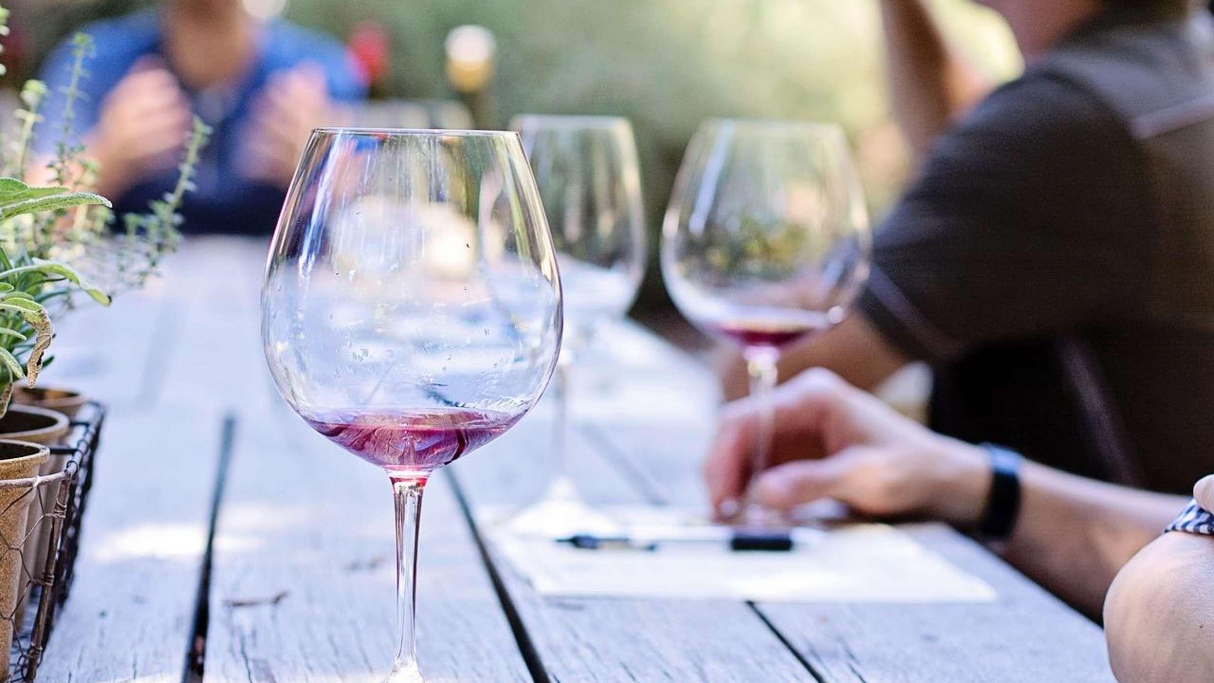 offener weißwein haltbar
